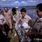 「千歳川放水路計画」レポート-大西陽一