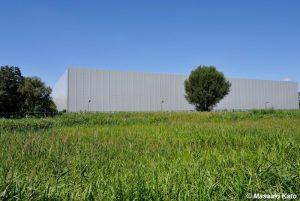 超高濃度のダイオキシンが検出された東尾久浄化センター