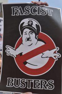 「安全保障関連法案」に反対する総理官邸前デモ 2014年7月1日撮影