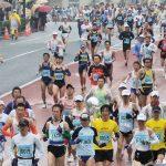 マラソンの起源に倣って、駆け抜けたのち力尽き……