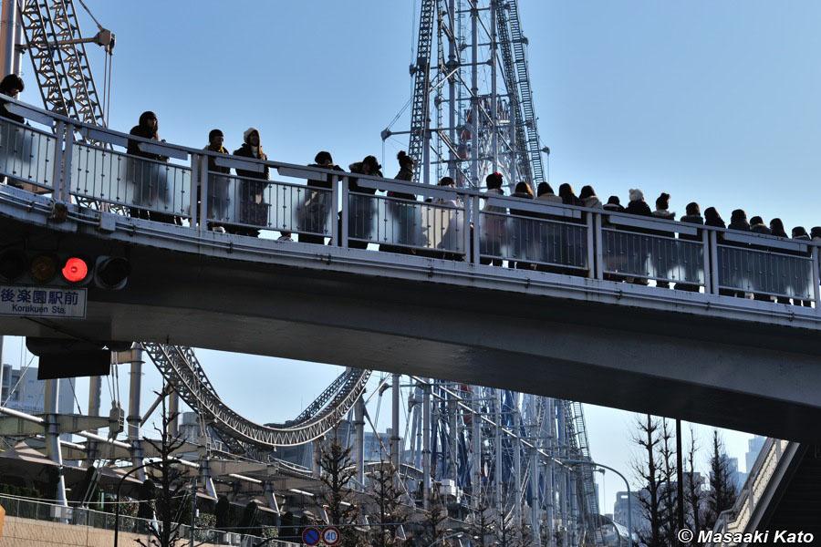 2009年12月31日 後楽園駅