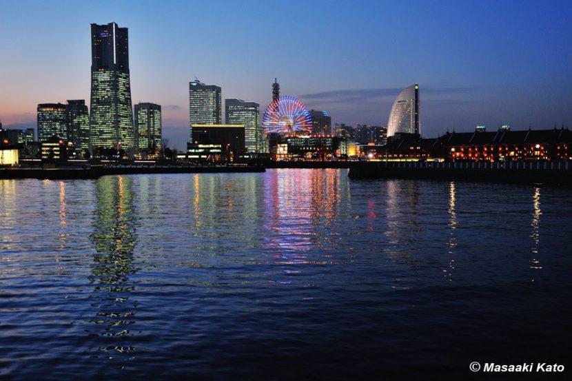 20100118 ランドマークタワー 撮影:加藤雅昭