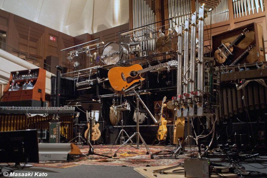 2010年6月11日 すみだトリフォニーホール/Pat Metheny Orchestrion