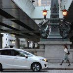 日本の道路起点で違反切符を切られる不運