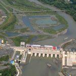 緊急報告!二風谷ダムの底は、4ヶ月間でヘドロ状態