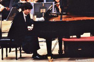 Chick Corea Play Mozart 撮影:1985年2月1日 東京・五反田 簡易保険ホール