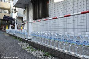 2008年1月15日 新宿富久町で撮影