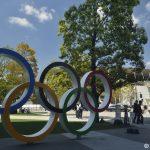 日陰のオリンピックを象徴する?五輪モニュメント設置場所