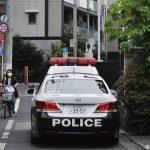 このナンバーにピンときたら…、警察車両による無余地駐車違反??